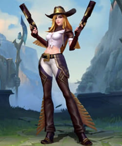 League of Legends Wild Rift Skins: Miss Fortune Champion - zilliongamer