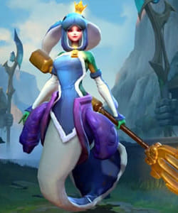 League of Legends Wild Rift Skins: Nami Champion - zilliongamer
