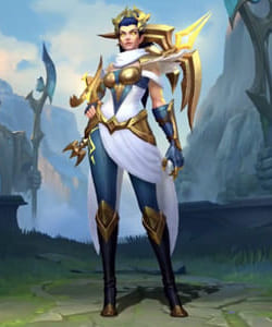 League of Legends Wild Rift Skins: Vayne Champion - zilliongamer