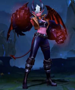 League of Legends Wild Rift Skins: Vi Champion - zilliongamer