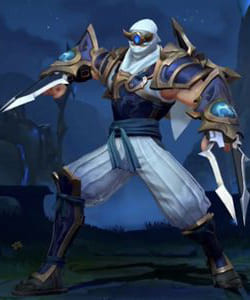 League of Legends Wild Rift Skins: Zed Champion - zilliongamer