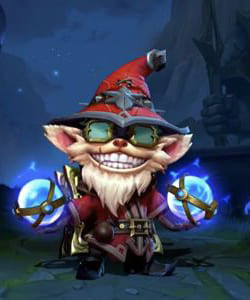 League of Legends Wild Rift Skins: Ziggs Champion - zilliongamer