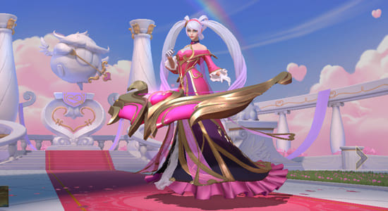 League of Legends Wild Rift Sweetheart Sona Skins - zilliongamer