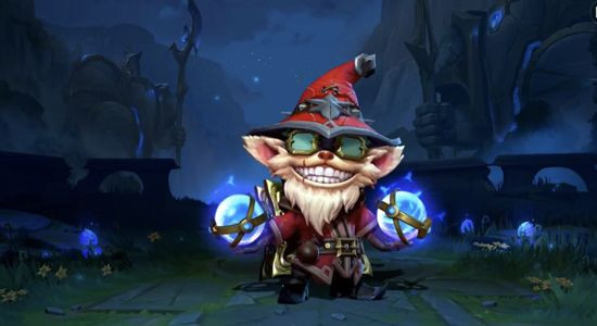 League of Legends Wild Rift Ziggs Master Arcanist skin - zilliongamer