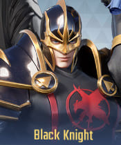 Marvel Super War Characters: Black Knight - zilliongamer