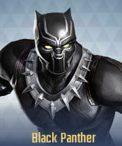 Marvel Super War Characters: Black Panther - zilliongamer