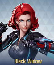 Marvel Super War Characters: Black Widow - zilliongamer