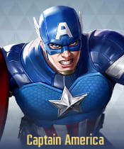 Marvel Super War Characters: Captain America - zilliongamer