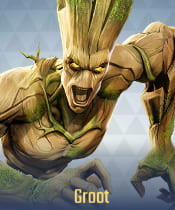 Marvel Super War Characters: Groot - zilliongamer