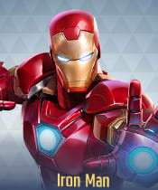 Marvel Super War Characters: Iron Man - zilliongamer