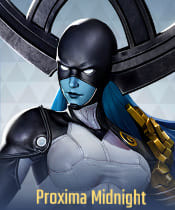 Marvel Super War Characters: Proxima Midnight - zilliongamer