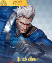 Marvel Super War Characters: Quicksilver - zilliongamer