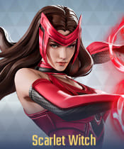 Marvel Super War Characters: Scarlet Witch - zilliongamer