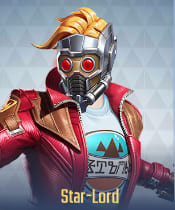 Marvel Super War Characters: Star Lord - zilliongamer