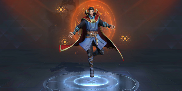 Marvel Super War Doctor Strange Build Guide | zilliongamer