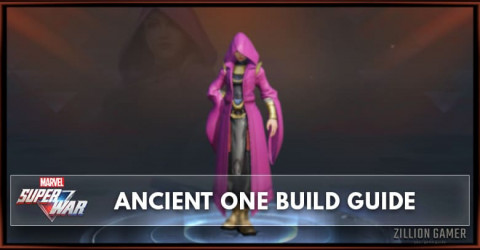 Marvel Super War Ancient One Build Guide