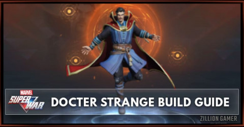 Marvel Super War Doctor Strange Build Guide