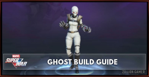 Marvel Super War Ghost Build Guide