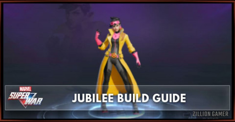 Marvel Super War Jubilee Build Guide