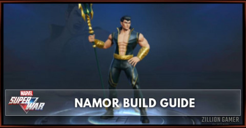 Marvel Super War Namor Build Guide