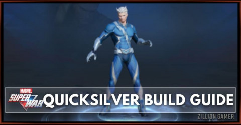 Marvel Super War Quicksilver Build Guide