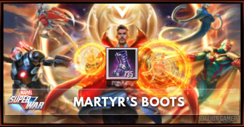 Martyr's Boots
