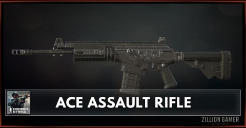 ACE Assault Rifle Stats, Attachments & Skins