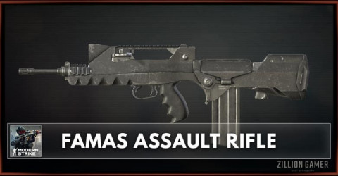 Famas Assault Rifle Stats, Attachments & Skins
