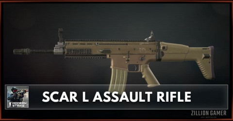 Scar L Assault Rifle Stats, Attachments & Skins