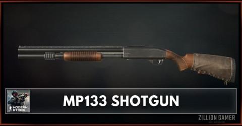 MP133 Shotgun Stats, Attachments & Skins
