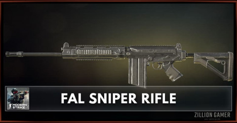 Fal Sniper Rifle Stats, Attachments & Skins