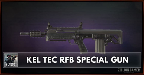 KEL-TEC RFB Special Gun Stats, Attachments & Skins