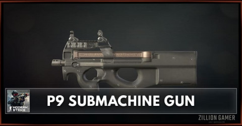 P9 Submachine Gun Stats, Attachments & Skins
