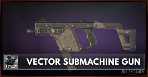 Vector ACP Submachine Gun Stats, Attachments & Skis