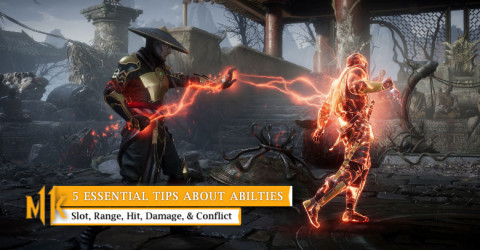 5 Essential Tips about Abilities in Mortal Kombat 11