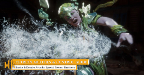 Cetrion Character Abilities & Control Guide