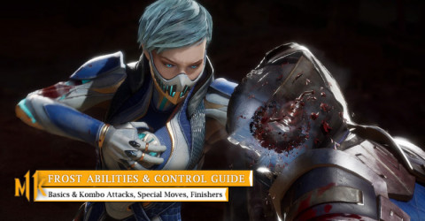 Frost Character Abilities & Control Guide