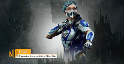 Frost Character Story, Abilities, & Skins List