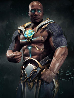 Mortal Kombat 11: Geras Abilities List