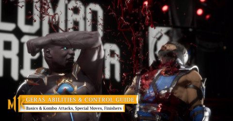 Geras Character Abilities & Control Guide