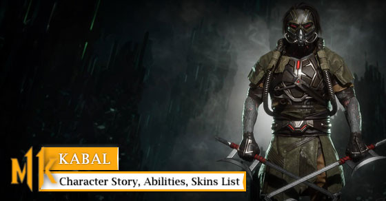 Get to know Kabal with her story, abilities, & skins