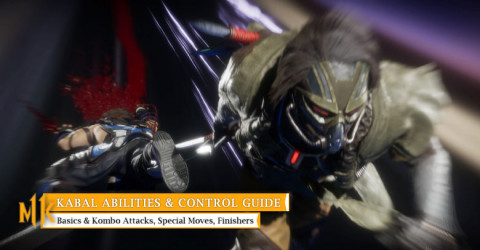 Kabal Character Abilities & Control Guide