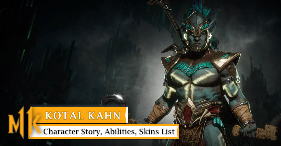 Get to Know Kotal Kahn with his story, abilities, & skins.
