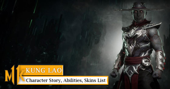 Mortal Kombat 11: Kung Lao Character Story, Abilities, & Skins List