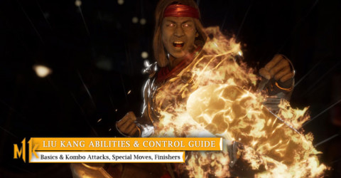 Liu Kang Character Abilities & Control Guide