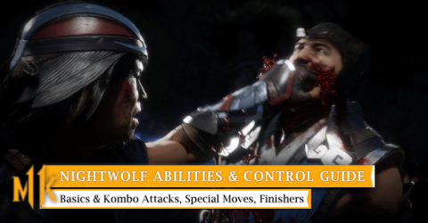 Nightwolf Character Abilities Guide