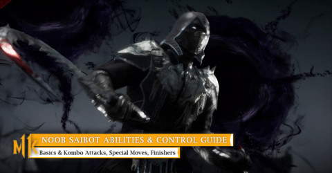 Noob Saibot Character Abilities & Control Guide