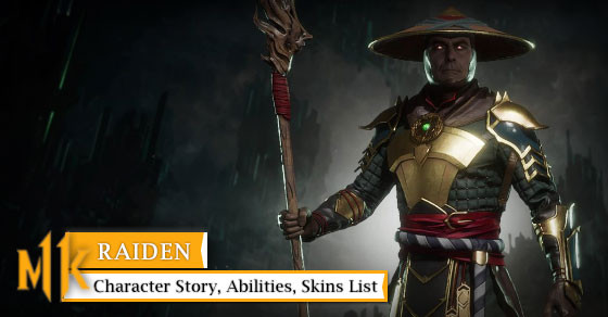 Get to Know Raiden with his story, abilities, & skins
