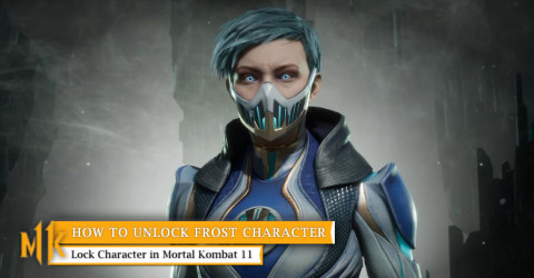 How To Unlock Frost Character in Mortal Kombat 11