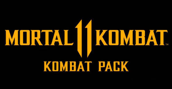 Kombat Pack includes 6 new characters for Mortal Kombat 11